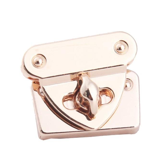 Gold Turn Twist Lock