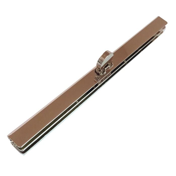 Mini Flip Lock Bar Wallet Clasps