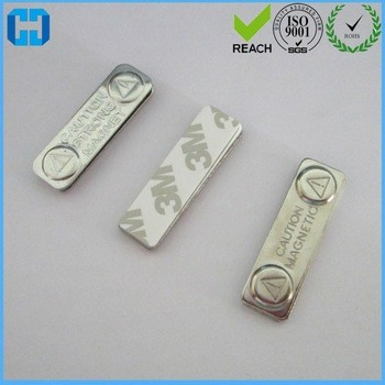Name Tag ID Badge Magnet
