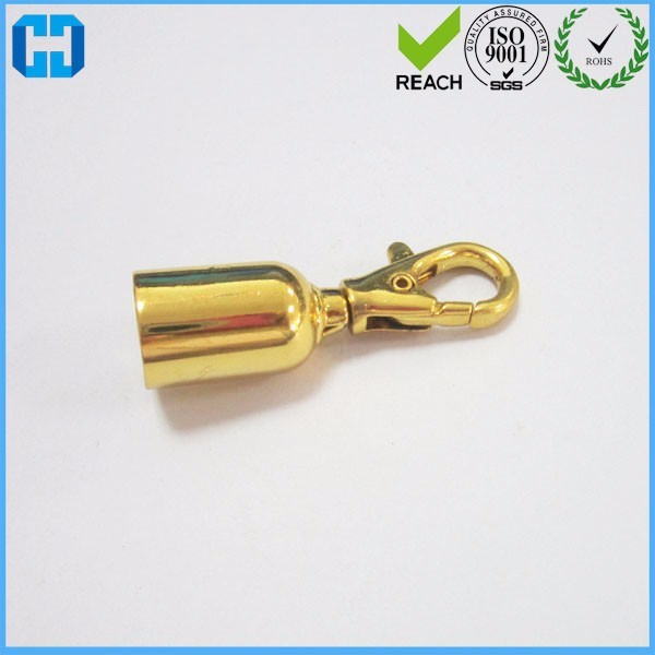 Gold Purse Snap Clips