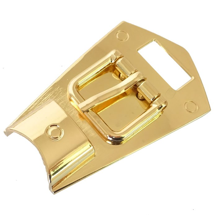 Metal Pentagon Buckles With Square Pin Ring
