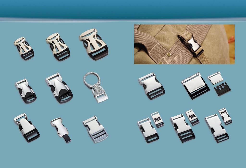 Varieties Metal Buckles For Bag