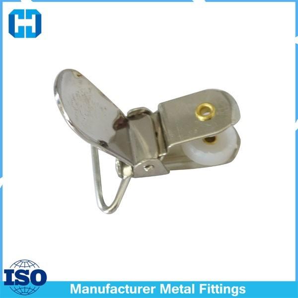 Nickle Free Lead Free Metal Suspender Clips