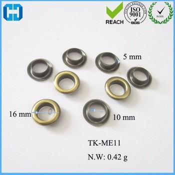 Metal Bag Eyelets