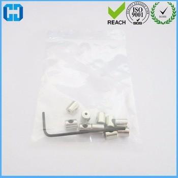 Nickle 7mm Locking Pin Keeper