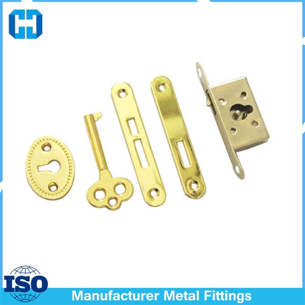 Wooden Box Mortise Lock