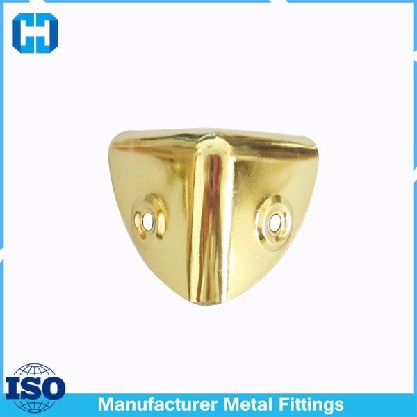 Gold Aluminium Case Corner Protector