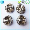 Silver Military Clutch Back Fasteners